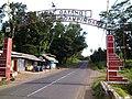 Masuk Desa Gampingan Kecamatan Pagak (berbatasan dengan desa Sengguruh, Kec. Kepanjen), ini mengarah ke selatan - panoramio.jpg