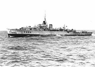 HMCS <i>Matane</i> (K444)