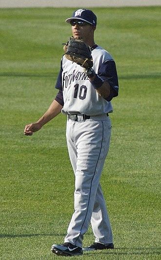 Matt Bush (baseball) - Image: Matt Bush on June 29, 2006