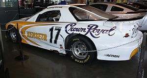 International Race of Champions - Matt Kenseth's 2004 championship car