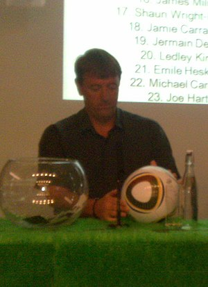 Southampton F.C. Player of the Season - To date, Matt Le Tissier is the only player to receive the accolade on three occasions (in 1990, 1994 and 1995).