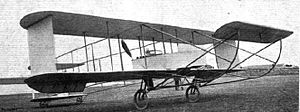 Farman MF.7 - Maurice Farman's 1910 biplane