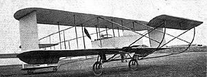 Farman MF.7 - Maurice Farman's 1910 biplane