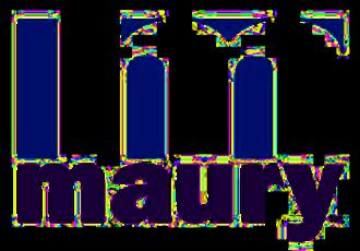 Maury (TV series) - Image: Maury logo