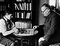 Maxim Litvinov plays chess 1936.jpg