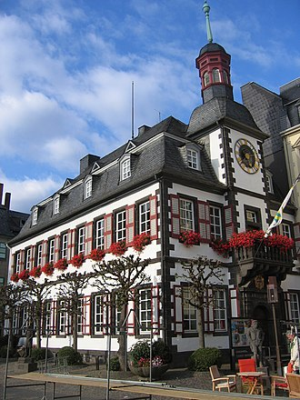 Mayen - Old city hall