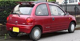"Mazda Carol - Mazda Carol ""Me Lady"" special edition (AA6PA)"