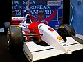 McLaren MP4-8 front nose 2012 Autosport International.jpg