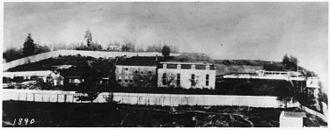 McNeil Island - McNeil Island Prison circa 1890