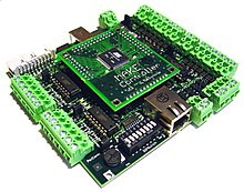 single board microcontroller wikipedia rh en wikipedia org Printed Circuit Board Printed Circuit Board Vacuum Tube