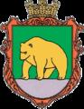 Medvezha dr gerb.png