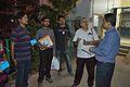 Meeting with Wikipedians and JU Officers - Bengali Wikipedia 10th Anniversary Celebration - Jadavpur University - Kolkata 2014-11-21 0714.JPG