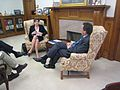 Meeting with incoming UConn President Susan Herbst. (5411226887).jpg