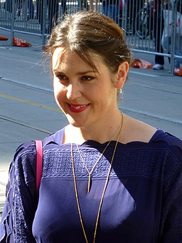 Melanie Lynskey at the premiere of The Meddler, 2015 Toronto Film Festival -a (cropped)
