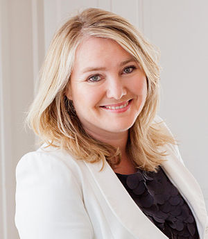 Melanie Schultz van Haegen - Image: Melanie Schultz van Haegen 2013 (2)