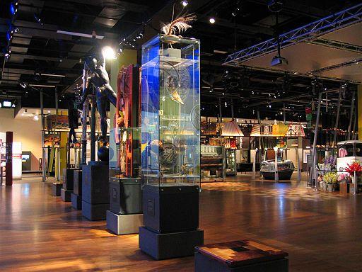 Melb museum