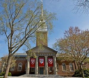 Memorial Church of Harvard University - Memorial Church