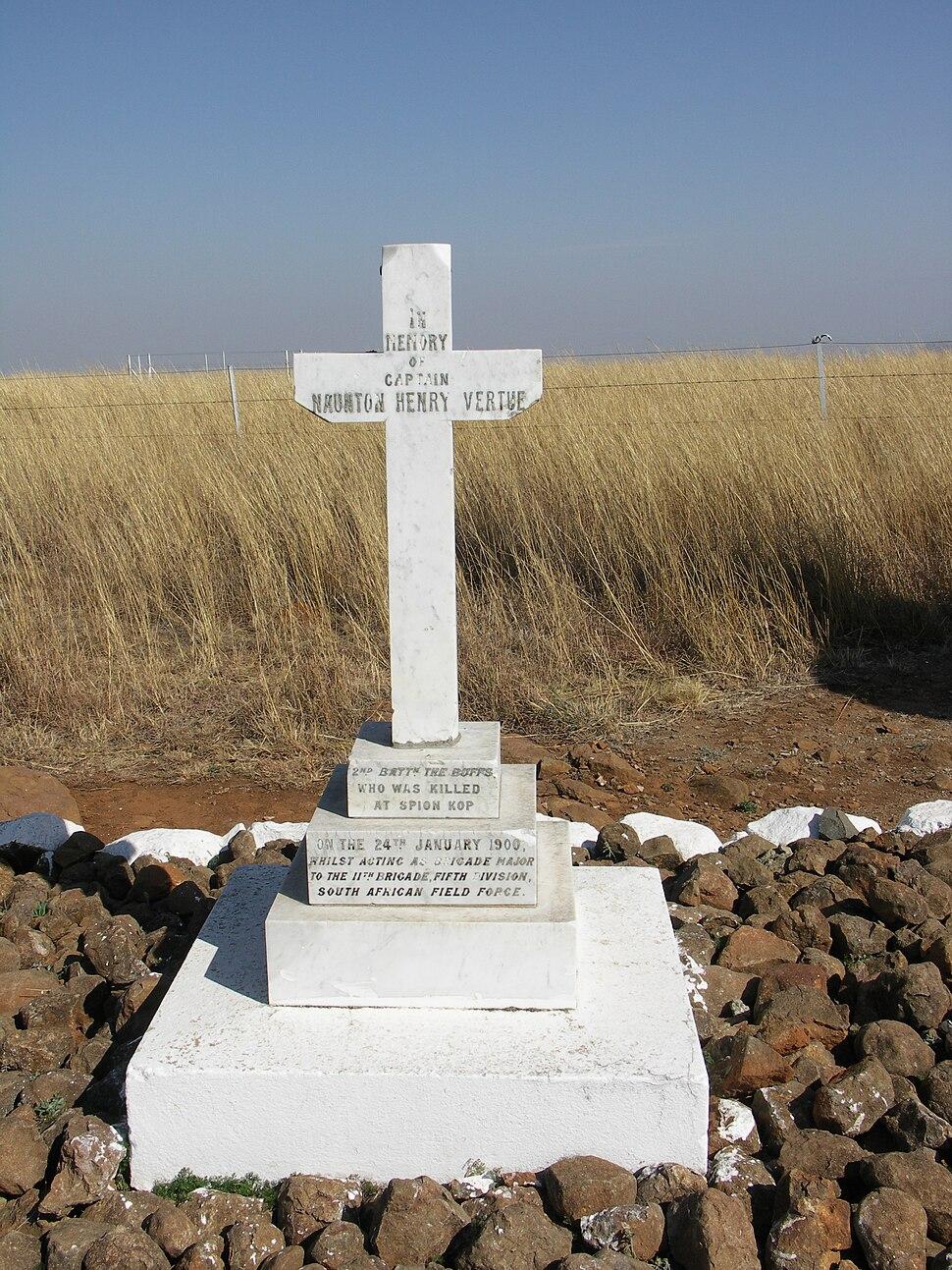 Memorial-Naunton Henry Vertue-001