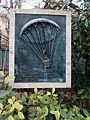 Memorial plaque for André-Jacques Garnerin in Paris, parc Monceau.jpg