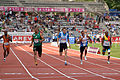 Men 100 m French Athletics Championships 2013 t164143.jpg
