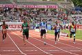 Men 100 m French Athletics Championships 2013 t164143.jpg