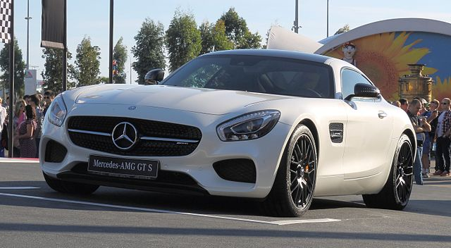 mercedes-amg gt - wikiwand