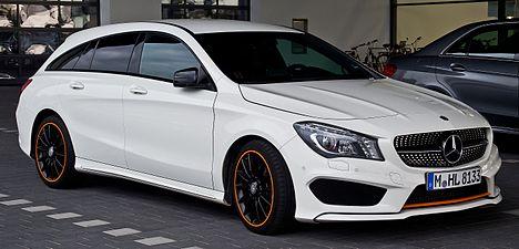 Mercedes Benz Cla Klasse Wikipedia