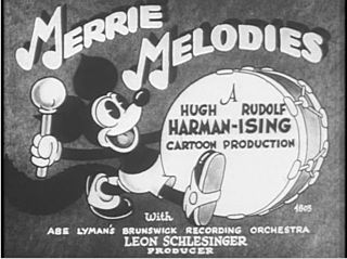 Foxy (<i>Merrie Melodies</i>) Warner Bros. theatrical cartoon character