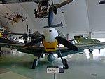 Messerschmitt Bf 109 10639 at RAF Museum London Flickr 4607405482.jpg