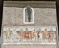 Metnitz Karner Totentanz-Fresken Süd-Wand 09102020 9986.jpg