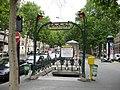 Metro de Paris - Ligne 2 - Philippe Auguste 01.jpg