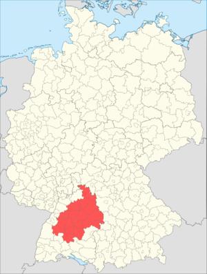 Stuttgart Metropolitan Region - Image: Metropolregion Stuttgart