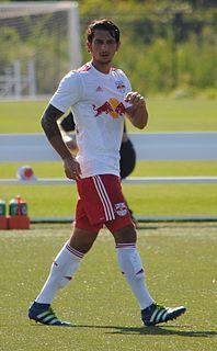 Dan Metzger American professional soccer player (born 1993)