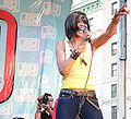Michelle Williams on stage at J&R's Musicfest 1.jpg
