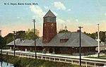 Michigan Central Depot Post Card Battle Creek MI.jpg