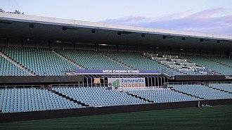 Parramatta Stadium - Parramatta Stadium Eastern Stand.