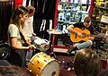 """Middle Kids, Performing at Red Eye Records to promote their debut album """"Lost Friends"""".jpg"""
