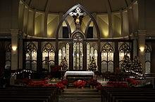 Restaurants Open Christmas Eve 2021 Detroit Mi Christmas Eve Wikipedia