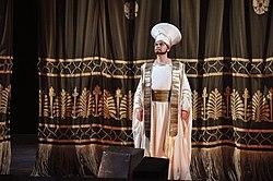 Mikhail Kazakov as Zakharia, 2014.jpg