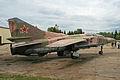 Mikoyan MiG-23UB 14 outline (7902987066).jpg