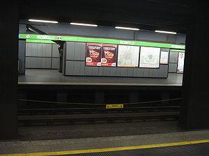 Romolo (Milan Metro) - Wikipedia
