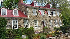 Sparks, Maryland - Milton Inn