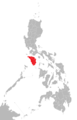 Mindoro Island Red.png