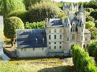 Château des Réaux - Image: Mini Châteaux Val de Loire 2008 457