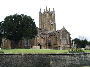 """<a href=""""http://search.lycos.com/web/?_z=0&q=%22Church%20of%20St%20Mary%2C%20Ilminster%22"""">Ilminster's Minster Church</a>"""