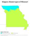 Missouri Köppen.png