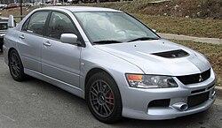 Mitsubishi Lancer Evolution IX (US)
