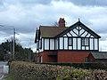 Mock Tudor semi, Tabley, Cheshire - geograph.org.uk - 147673.jpg