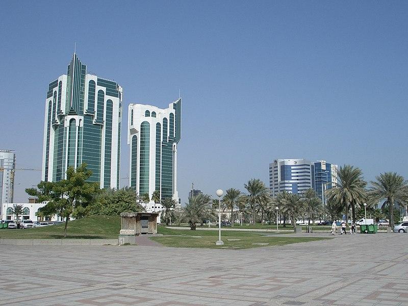 Datei:Modern Doha.jpg