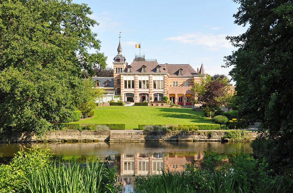 Kasteel van Moerkerke, Wedding ceremony & party castle, Belgium